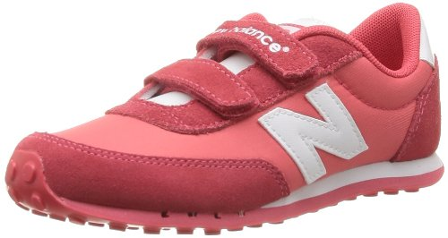 New Balance Boys' Ke410 M Trainers Red Rouge (Ruby) 34.5