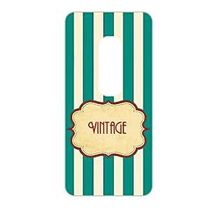 Vibhar printed case back cover for Moto X Play vStripes