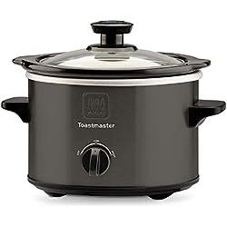 Toastmaster TM151SCGT 1.5-qt. Slow Cooker - Grey