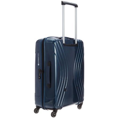 [アメリカンツーリスター] AmericanTourister VIVOLITE  /  ビーボライト スピナー70cm (スーツケース・キャリーケース・トラベルバッグ・TSAロック装備・大容量・軽量・ジッパー・ポリプロピレン・保証付)