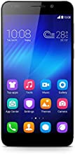 Honor 6 Smartphone (5 Zoll (12,7 cm) Touch-Display, 16 GB Speicher, Android 4.4) schwarz