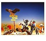 PLAYMOBIL®- Western-Banditen (Art. 3748)
