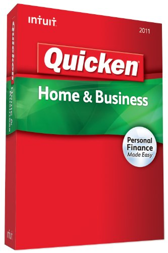 Quicken Home & Business 2011