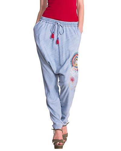 Desigual Pantalón Baggy Baggy F
