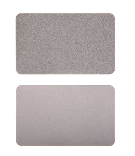 EZE-LAP 210 Credit Card Size Diamond Sharpening Stone Set SF/M
