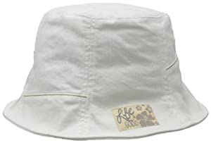 Life is good Women's Bucket Hat, Cloud White, One Size