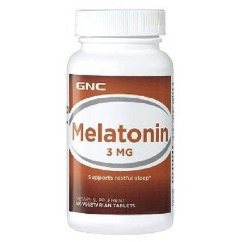 Gnc Melatonin 3 120 Caps
