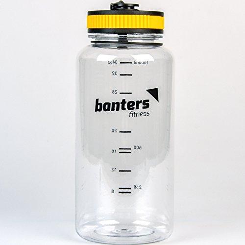 banters-fitness-1-liter-sport-trinkflasche-bpa-frei-mit-schraub-verschluss-flasche-fur-fitness-sport