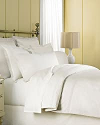"Martha Stewart Collection ""Eyelet"" Duvet Cover, Twin"
