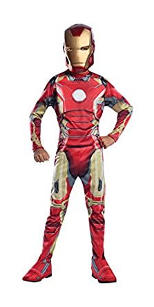 Child Iron Man Mark 43 Avengers 2 Costume
