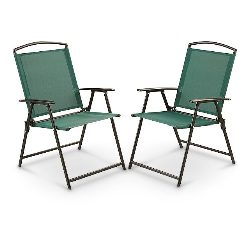 2-Pk. CASTLECREEK Wide Patio Chair Set