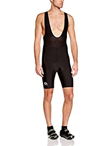Optimum Men's Cycling Bib Short - Black, Small