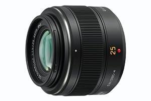 Panasonic H-X025E 25mm Objektiv schwarz