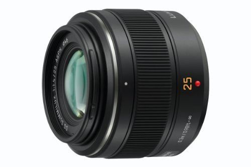 Panasonic H-X025E LEICA DG SUMMILUX 25mm Digital Interchangeable Lens