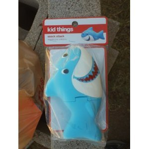 "Kid Things Lil' Snackers ""Shark"" Snack Box"