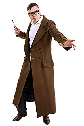 Doctor Who Tenth Doctor David Tennant Coat (XL)