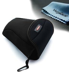 MegaGear ''Ultra Light'' Neoprene Camera Case, Cover, Bag Protector for DSLR Cameras Nikon D610, D600, D800, D810, D7100, D3200, Nikon D3300, D5300, D5200, D5100, D3100