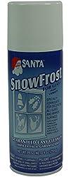 Santa Spray On Snow Frost For Glass […