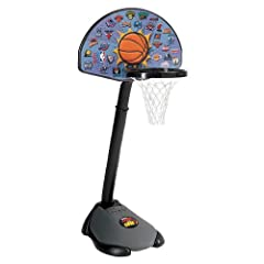 Spalding Junior Portable Basketball System by Huffy