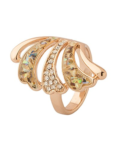 Voylla Charming Women Jewellery With CZ Stones (multicolor)