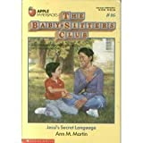 Jessi's Secret Language (Baby-Sitters Club) (0590442341) by Martin, Ann M.