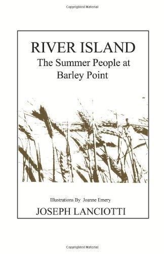 Isla del río: Los veraneantes en punto de cebada