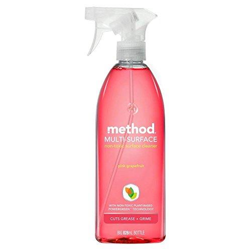 method-tutto-pompelmo-spruzzo-scopo-rosa-828ml-confezione-da-6