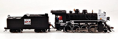 Bachmann Industries Western Pacific #35 Baldwin 2-8-0 Consolidation Dcc Equipped Locomotive front-616568