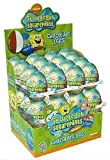 Spongebob Chocolate Eggs With Surprise Toy 36 X 20 Grams, Total 720 Grams, Limited Edition