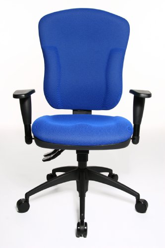 topstar-wellpoint-30-comfortable-office-swivel-chair-with-convenient-moulded-upholstery-foam-blue