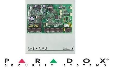 PARADOX PXD92ES ALLARME ANTIFURTO CENTRALE EVO192 A MICROPROCESSORE 8 ZONE