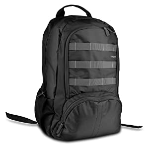 "Targus C4 Backpack for up to 16"" Laptops, Black"