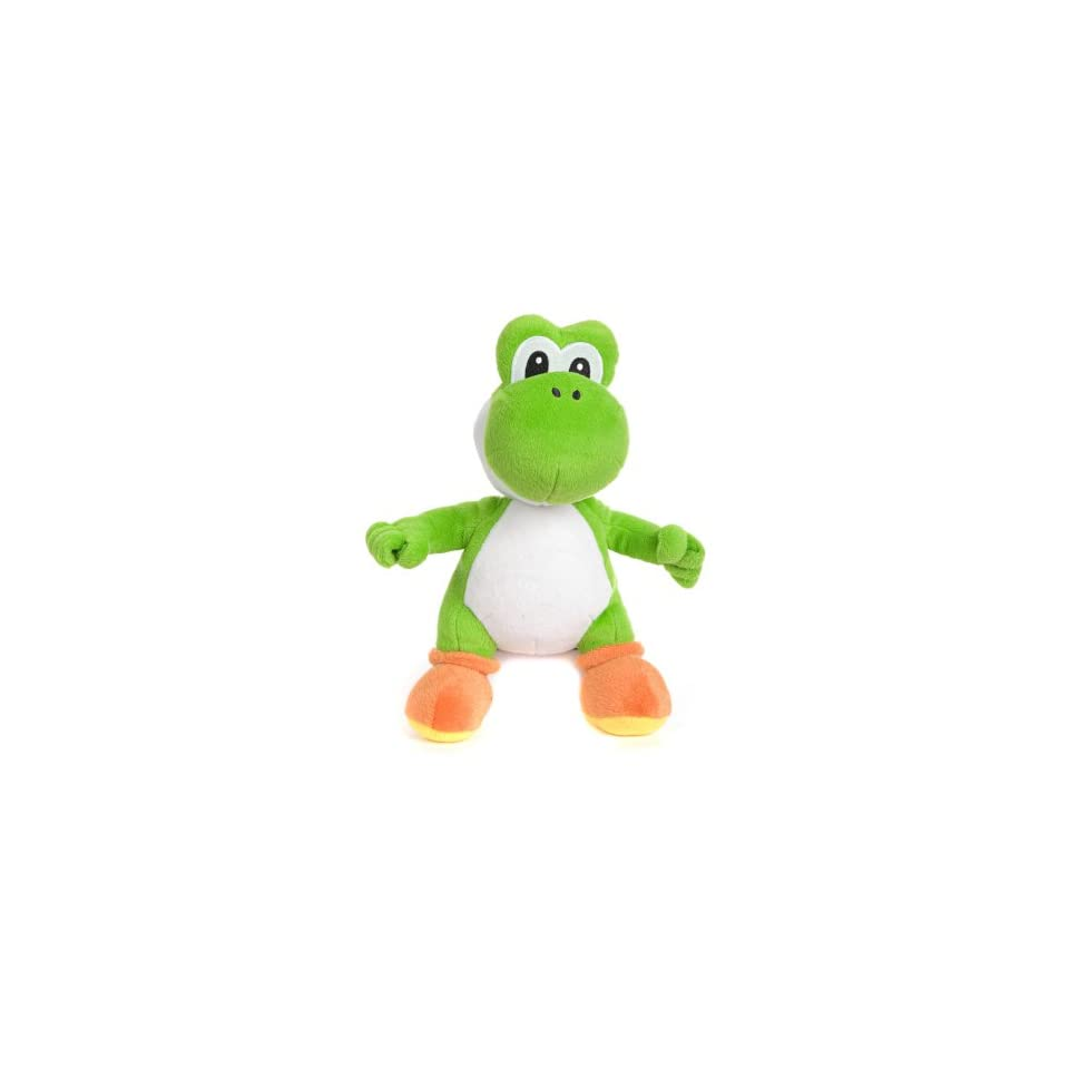Nintendo Super Mario Bros Yoshi Large Plush Toy