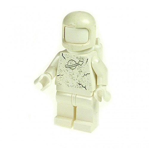 1 x Lego Figur Space Police 3 Classic Statue