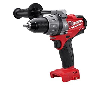 Milwaukee 2604-20 18V Cordless M18 FUEL Lithium-Ion Hammer Drill (Tool Only)