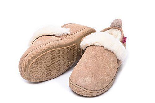 Pantofole pelle di pecora ANDREA 43/44