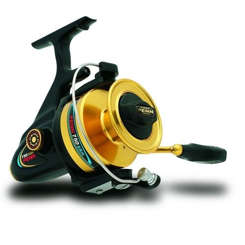Penn SS Metal Series Spinfisher Spinning Reel (250-Yard, 25-Pound)
