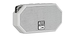 Altec Lansing IMW257-CG Mini H2O Waterproof, Sandproof, Snowproof and Shockproof Bluetooth Speaker, Cool Gray