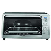 Steel Countertop Convection Oven, Silver