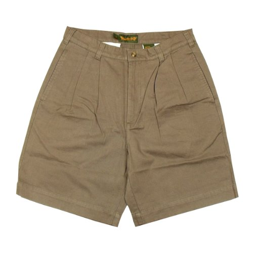 New Mens Timberland Twill Chino Shorts Classic Gents Smart Short Size Waist 35