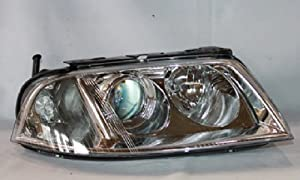 Volkswagen Passat Replacement Headlight Assembly (Halogen) - Passenger Side
