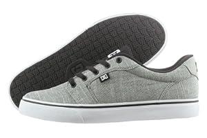 DC Men's Anvil TX SE Lace-Up Sneaker,Chambray,7.5 M US
