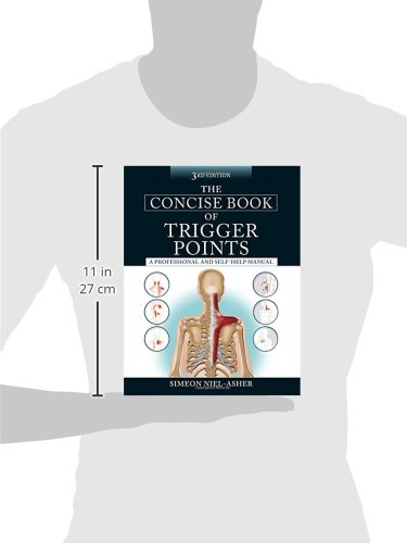 The Concise Book of Trigger Points, Third Edition