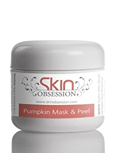 Skin Obsession Pumpkin Enzyme Mask Peel with Glycolic Acid
