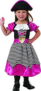 Rubies Sensations Pink Pirate Costume