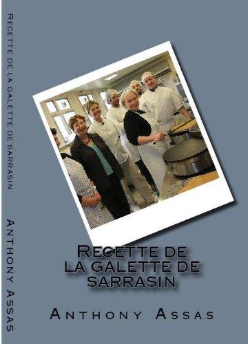 Couverture du livre La recette de la galette de sarrasin
