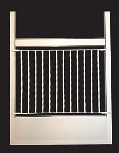 Designer Screen Door Grille Pet Screen Door Guard By All