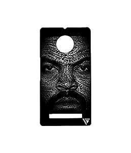 Vogueshell Typography Printed Symmetry PRO Series Hard Back Case for YU Yuphoria