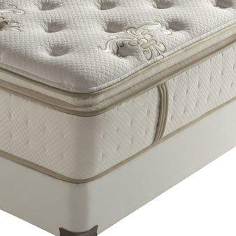 King Stearns & Foster Terri Luxury Plush Euro Pillowtop