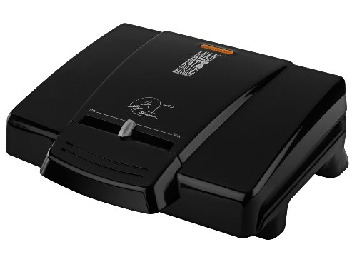 George Foreman GR180V 80-Square-Inch Nonstick Grill with Variable Temperature Control